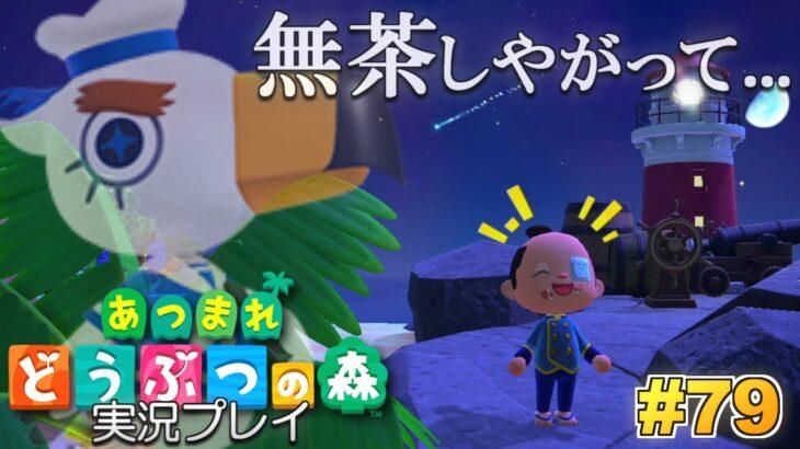 【あつ森】ステキな港を作りたい!あつまれ どうぶつの森 実況プレイ!#79【Switch】