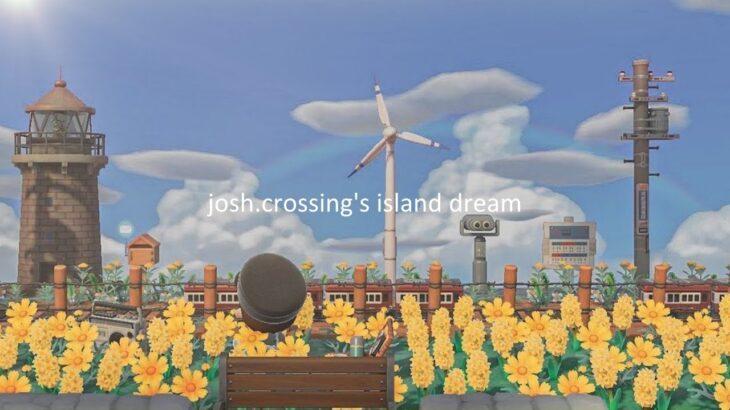 【あつ森】島紹介 josh.crossing's isle【あつまれどうぶつの森】自然豊かな古き良き日本風景が美しいjoshさんの島を紹介します