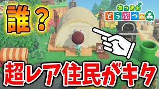 【あつ森】ガチでヤバい住民に出会ってしまったんだけどwwwww【あつまれどうぶつの森/Animal Crossing】